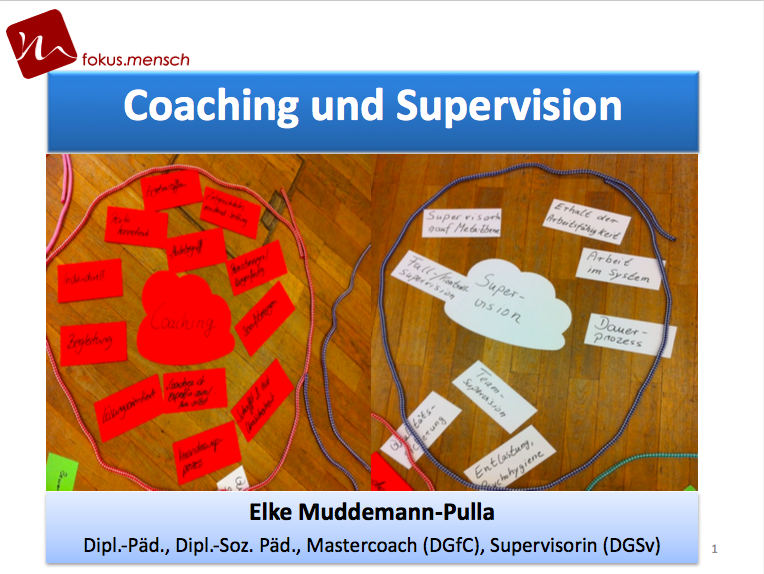 Thumpnail Coaching und Supervision